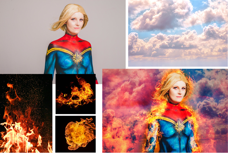 Captain Marvel-96 how to